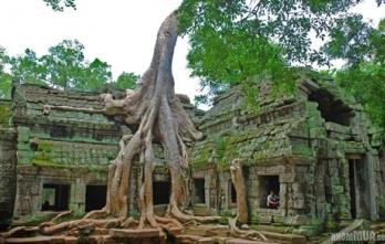Du lịch Campuchia Angkor Wat 3 ngày 2 đêm đi máy bay về máy bay
