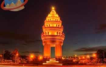 Tour Campuchia thiên đường Cao nguyên Bokor - Kampot - Nagaworld - Phnom penh 3 ngày 2 đêm