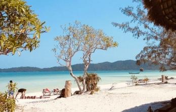 Du lịch đảo thiên đường koh rong Campuchia 3 ngày 2 đêm