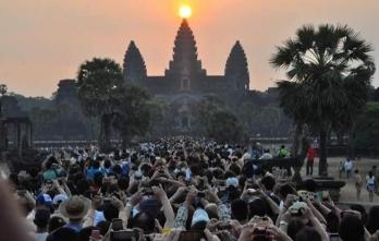 Tour Campuchia Angkor Wat