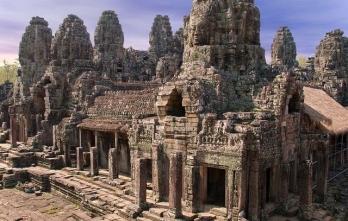 Tour Campuchia - Miền tây Vietnam 10 Ngày 9 đêm