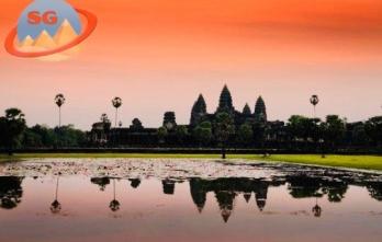 Tour Campuchia Tết 2021, Kỳ Quan Angkor
