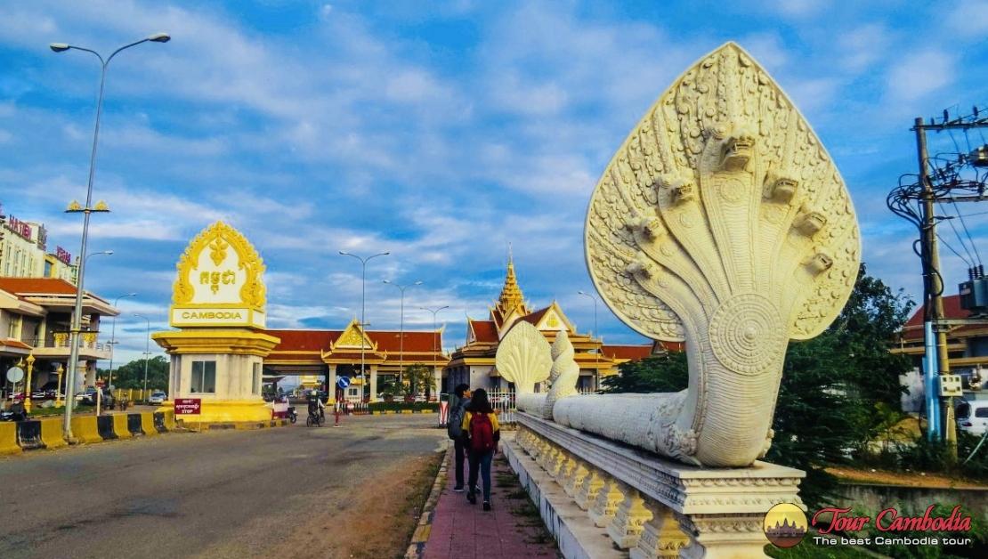 VÀI NÉT VỀ ĐẤT NƯỚC CAMBODIA